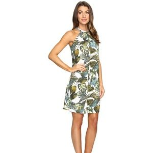 Tommy Bahama Villa Fronds Dress Cypress Olive - L